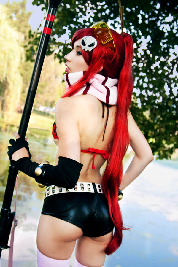 Yoko from TTGL by ShikiUta