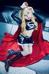Evil Supergirl fallen