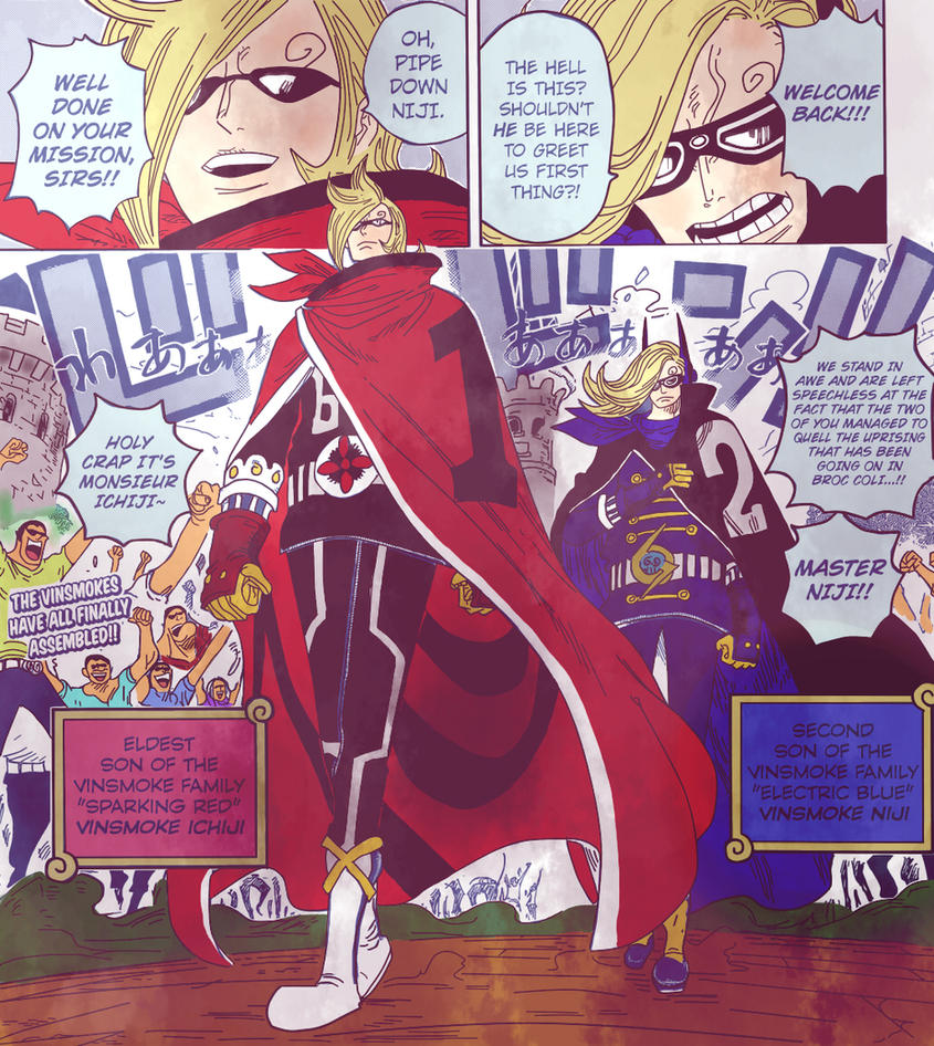 One Piece 838 Full Color by Nekogamer21 on DeviantArt