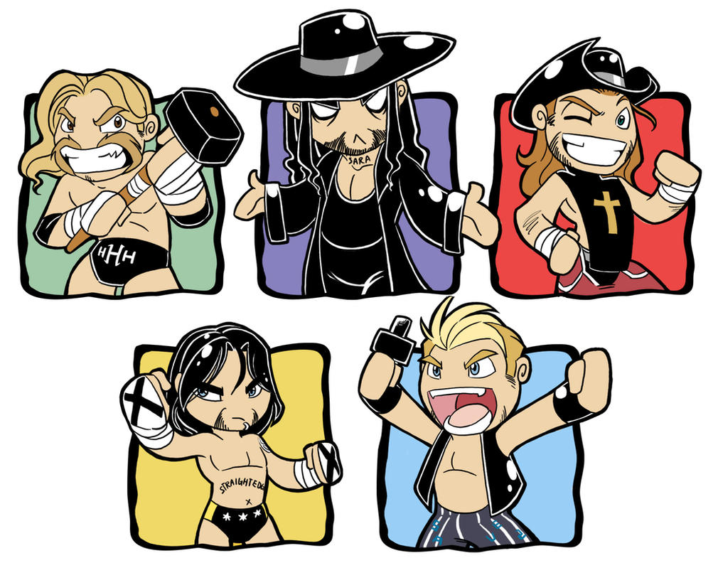 Shawn Michaels Coloring Pages