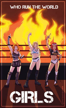 WWE: Who run the world