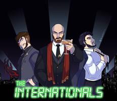 WWE: The Internationals by Oniwanbashu