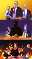 WWE: Fall in Flames by Oniwanbashu