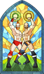 WWE: Unlikely Bedfellows
