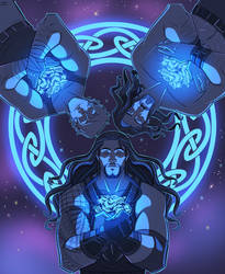 WWE: Sons of Ceberus by Oniwanbashu