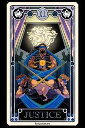 WWE: Blind Justice by Oniwanbashu