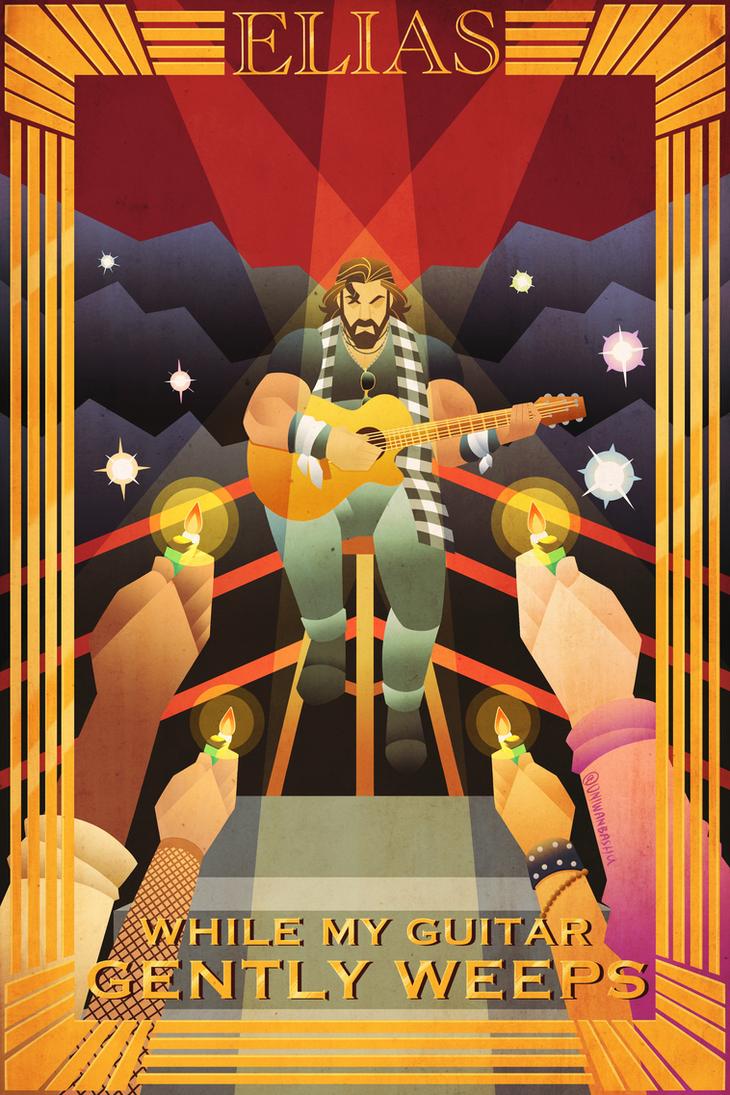 WWE: The Drifter by Oniwanbashu