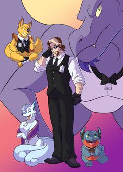 Shadowlocke: The Bodyguard