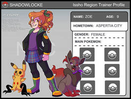 Shadowlocke: Zoe Allardyce
