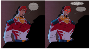 TF!Humanized: Scoundrel to Scoundrel