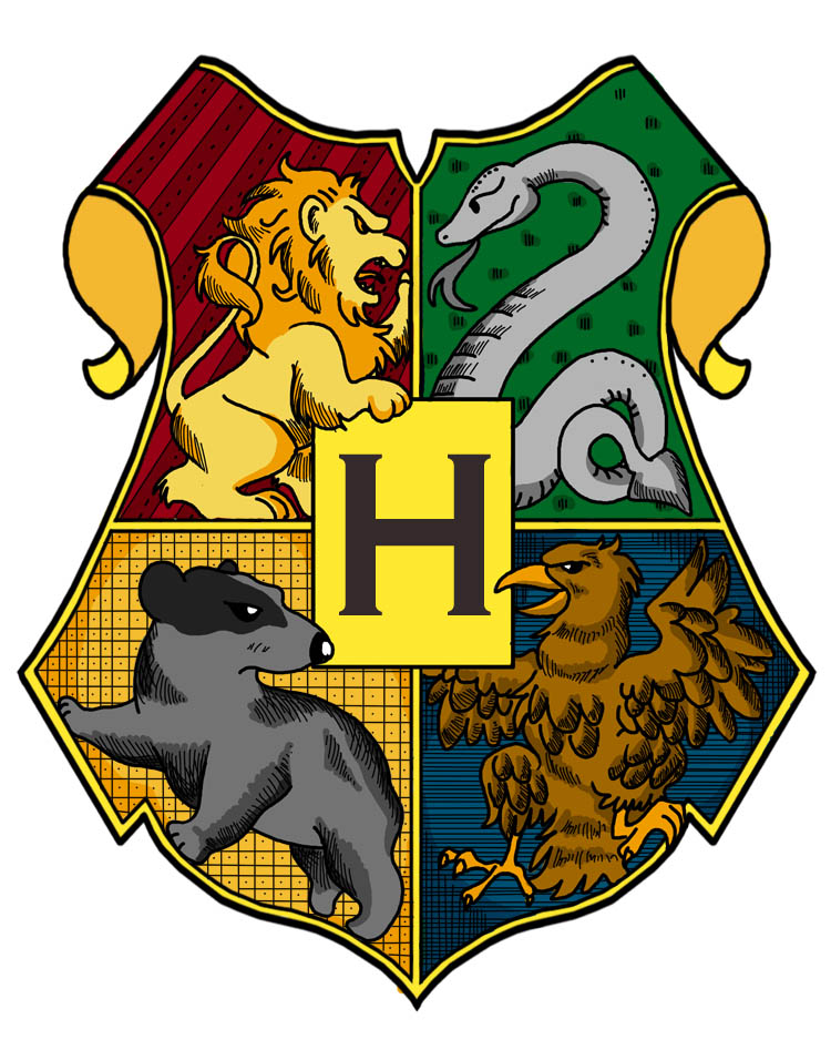 Hogwarts Seal By Oniwanbashu