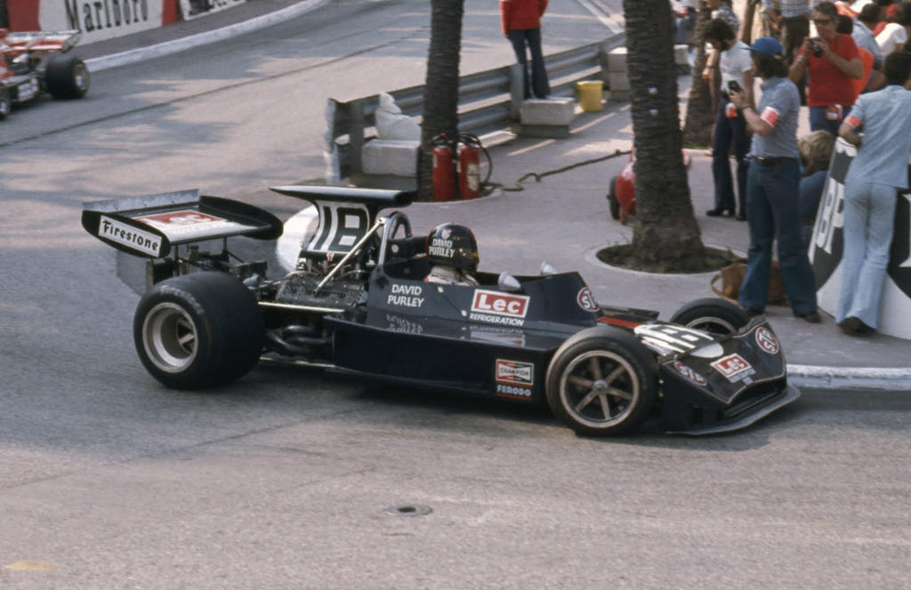 David Purley Monaco 1973 By F1 History On Deviantart