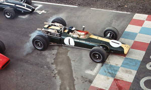 Jim Clark (United States 1966) by F1-history