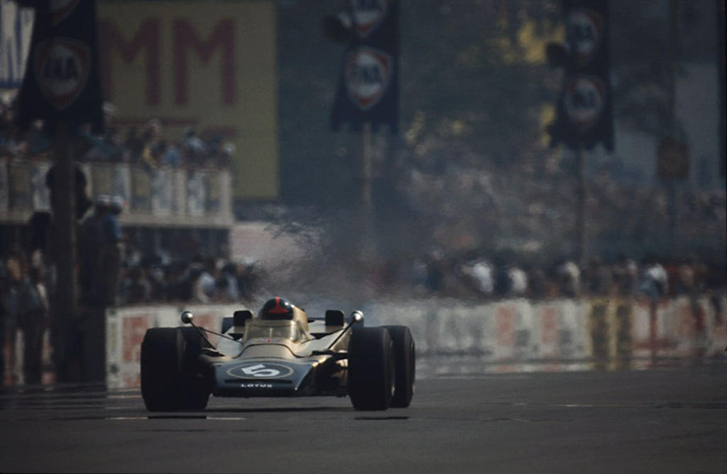 Emerson Fittipaldi (Italy 1971) By F1-history On DeviantArt