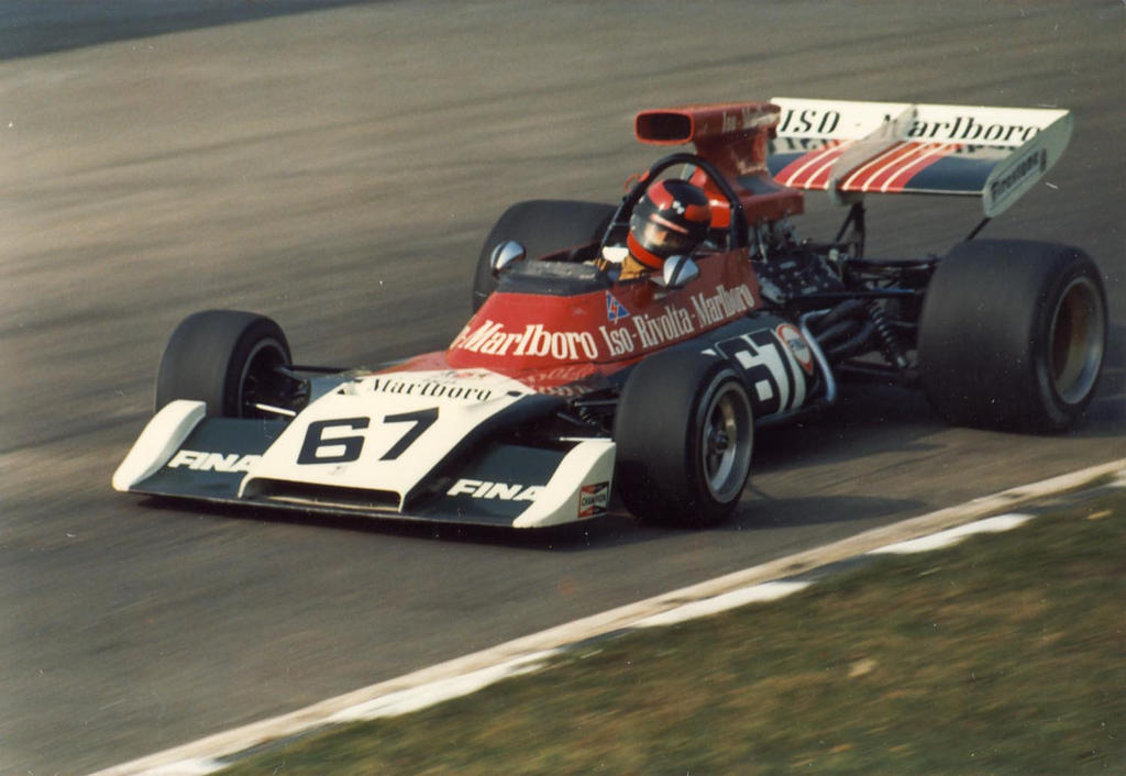 Tony Trimmer 1973 Race Of Champions By F1 History On