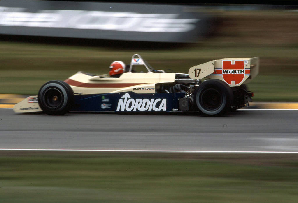 Marc Surer (Great Britain 1984) by F1-history