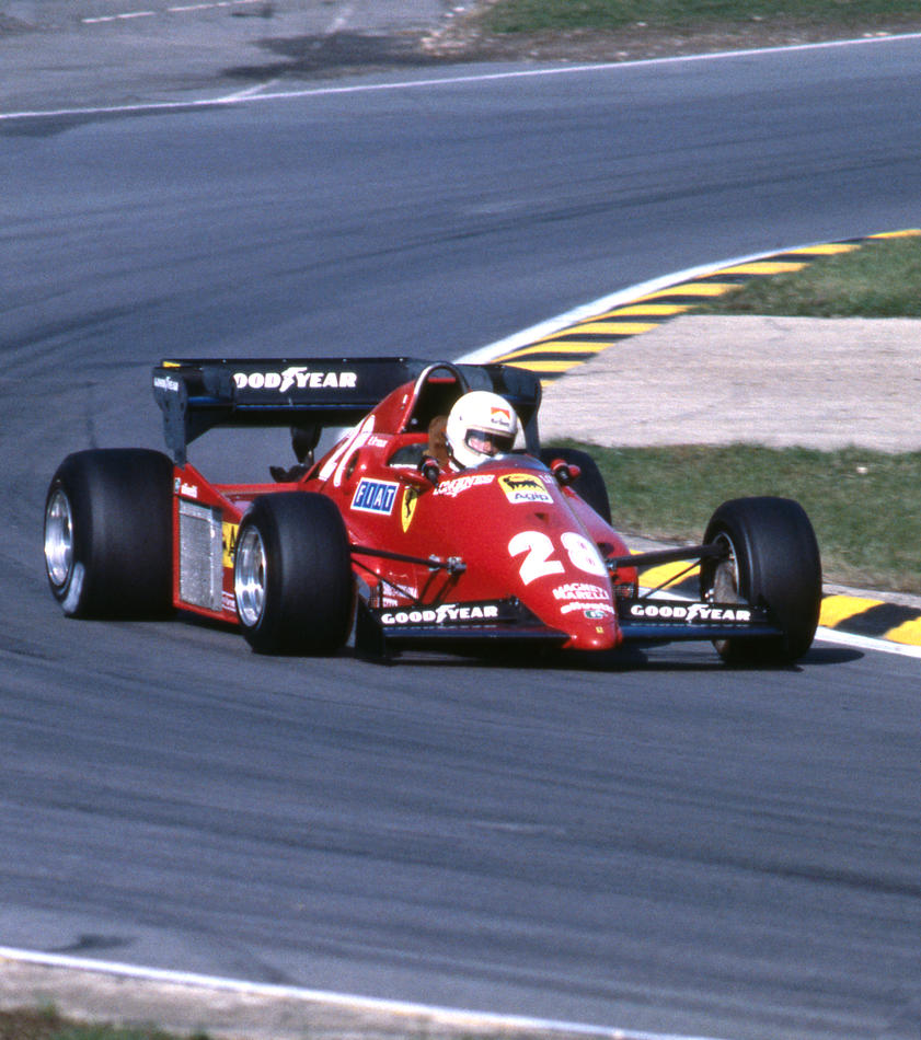 Rene Arnoux Europe 1983 By F1 History On Deviantart