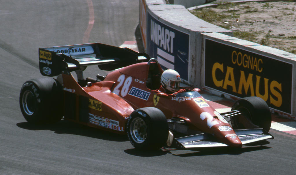 United States Grand Prix >> Rene Arnoux (United States 1983) by F1-history on DeviantArt