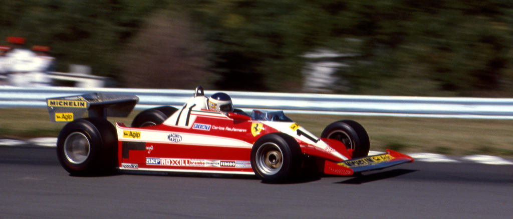 Carlos Reutemann United States 1978 By F1 History On