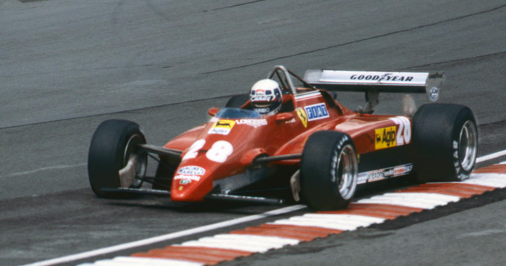 Didier Pironi (Great Britain 1982) by F1-history on DeviantArt