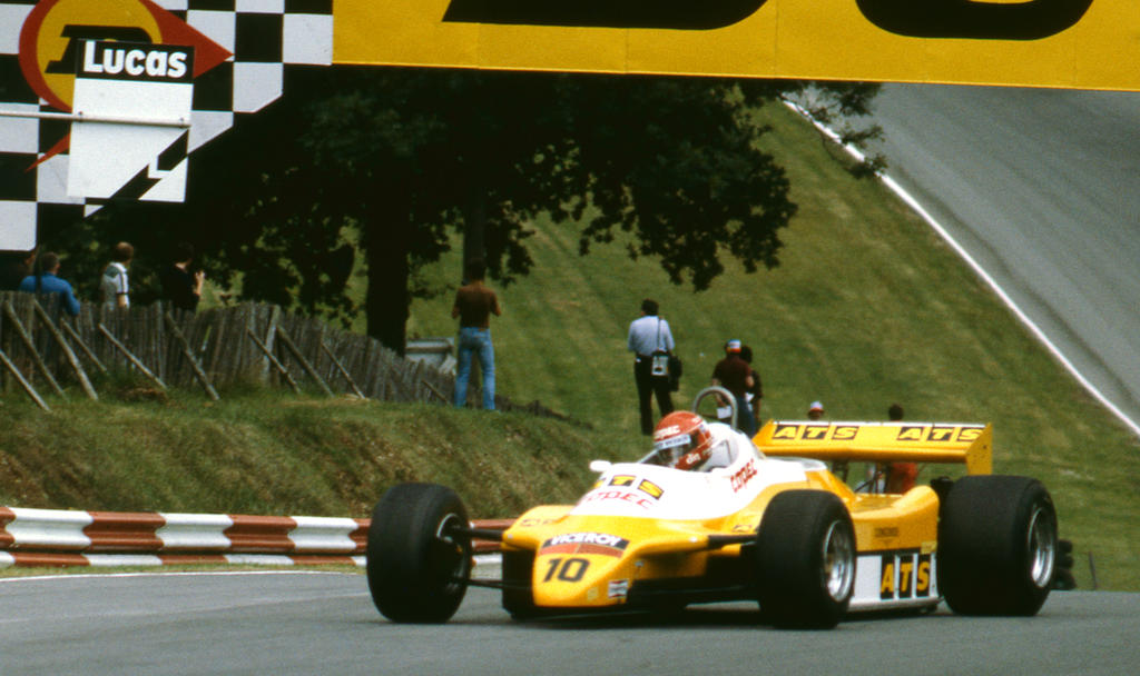 Eliseo Salazar (Great Britain 1982) by F1-history