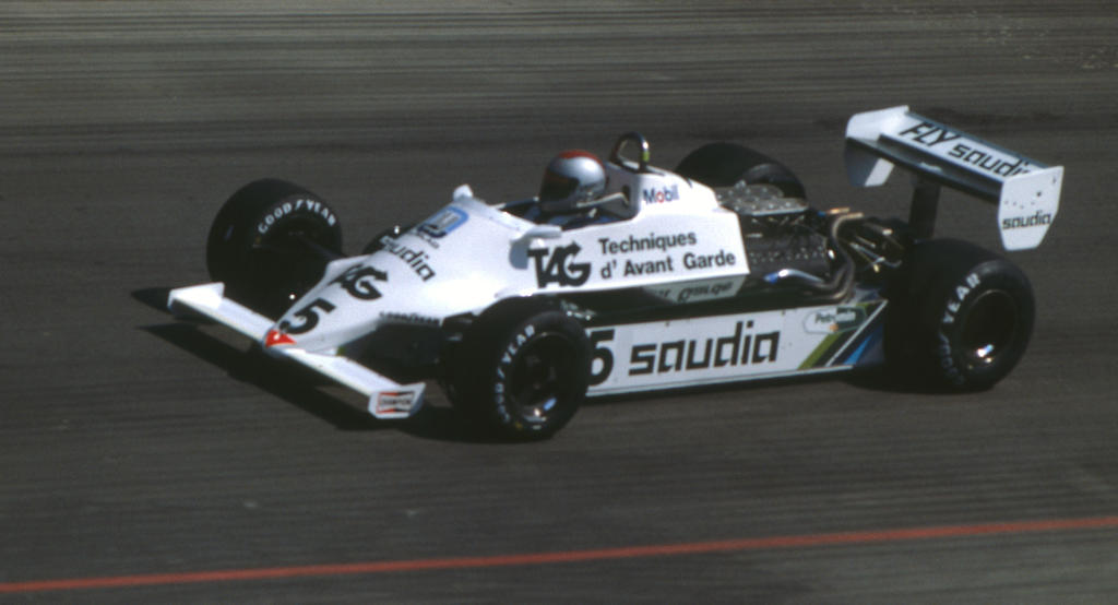 Mario Andretti United States 1982 By F1 History On