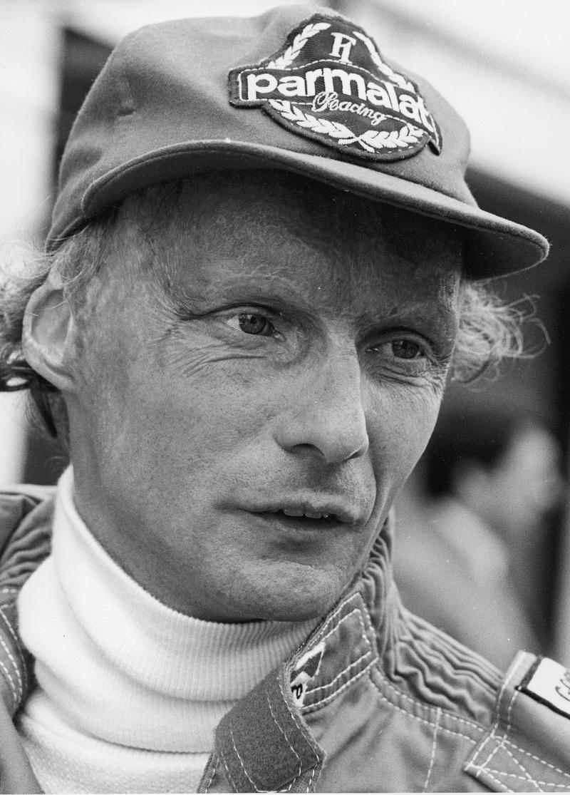 Niki Lauda (1978) by F1-history on DeviantArt