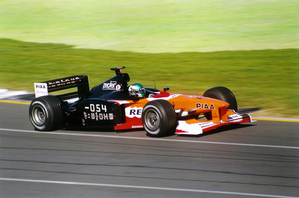 Arrows F Car For Sale