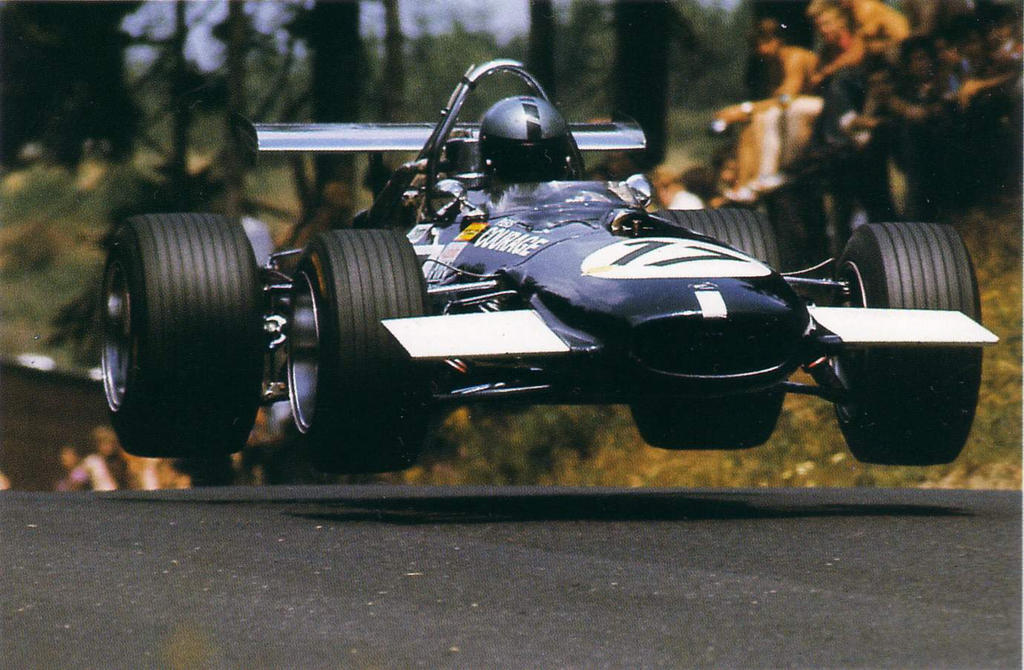 Piers Courage (Germany 1969) by F1-history on DeviantArt