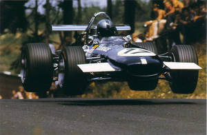 Piers Courage (Germany 1969) by F1-history