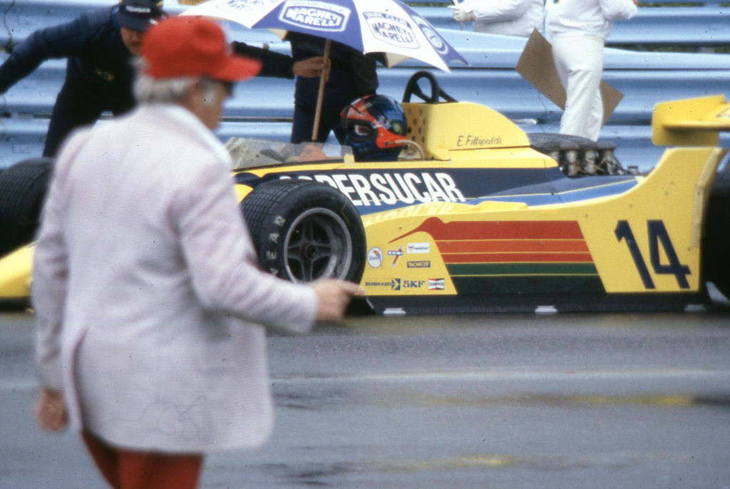 Emerson Fittipaldi (United States 1979) By F1-history On