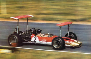 Jochen Rindt (South Africa 1969) by F1-history