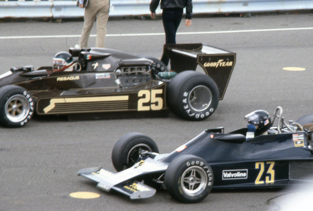 Hector Rebaque   Brett Lunger (United States 1978) by F1