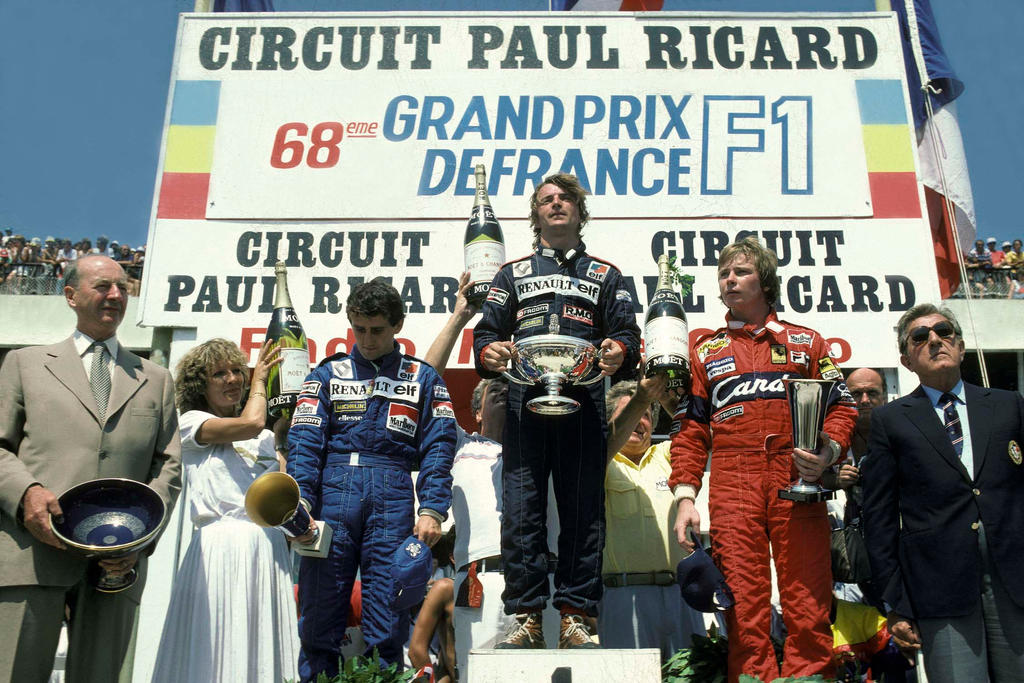 1982 french grand prix podium by f1 history on deviantart. Black Bedroom Furniture Sets. Home Design Ideas