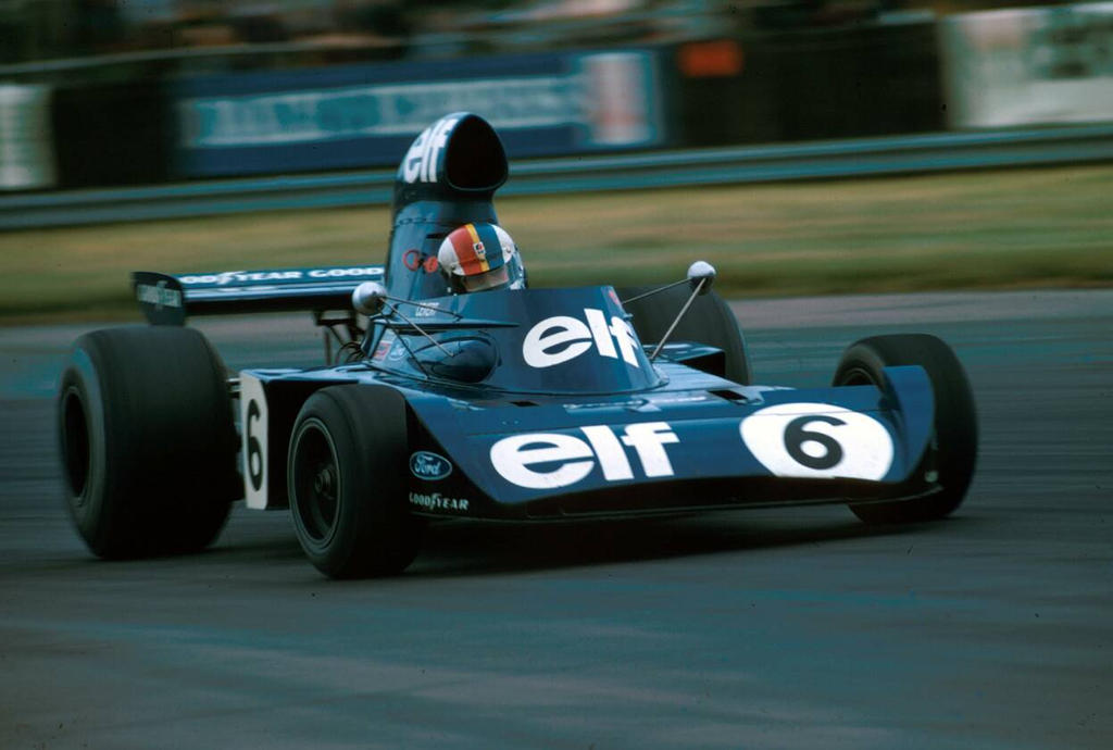 Francois Cevert (Great Britain 1973) by F1-history on ...