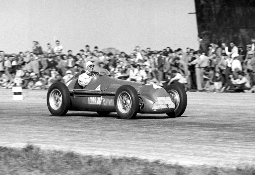 Giuseppe Farina Great Britain 1950 By F1 History On