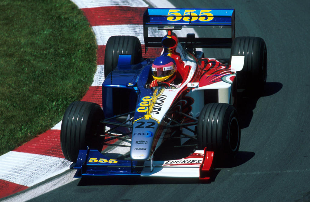 Jacques Villeneuve Canada 1999 By F1 History On Deviantart