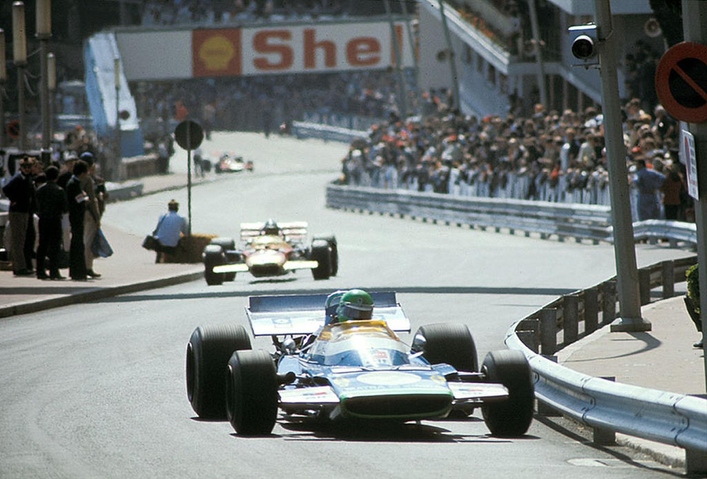 Henri Pescarolo Monaco 1970 By F1 History On Deviantart