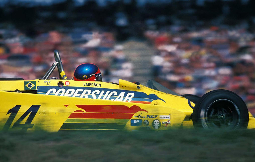 Emerson Fittipaldi (Germany 1978) By F1-history On DeviantArt