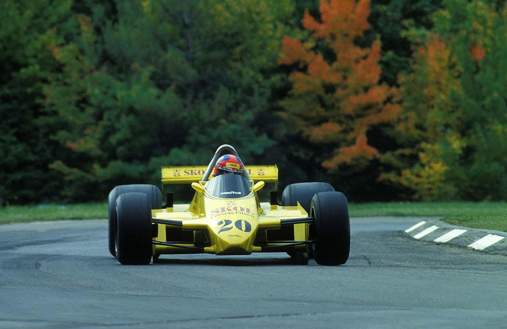Emerson Fittipaldi (United States 1980) By F1-history On