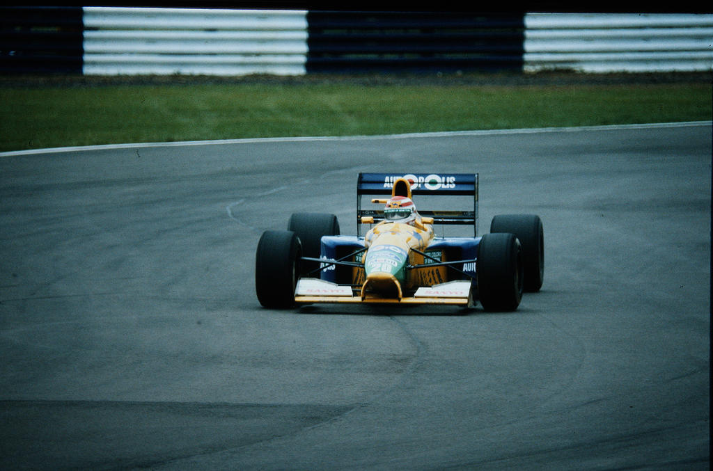 Nelson Piquet (Great Britain 1991) by F1-history