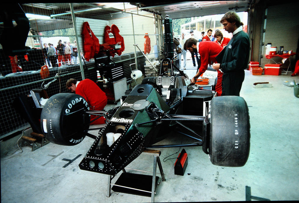 McLaren MP4/2C (Belgium 1986) by F1-history