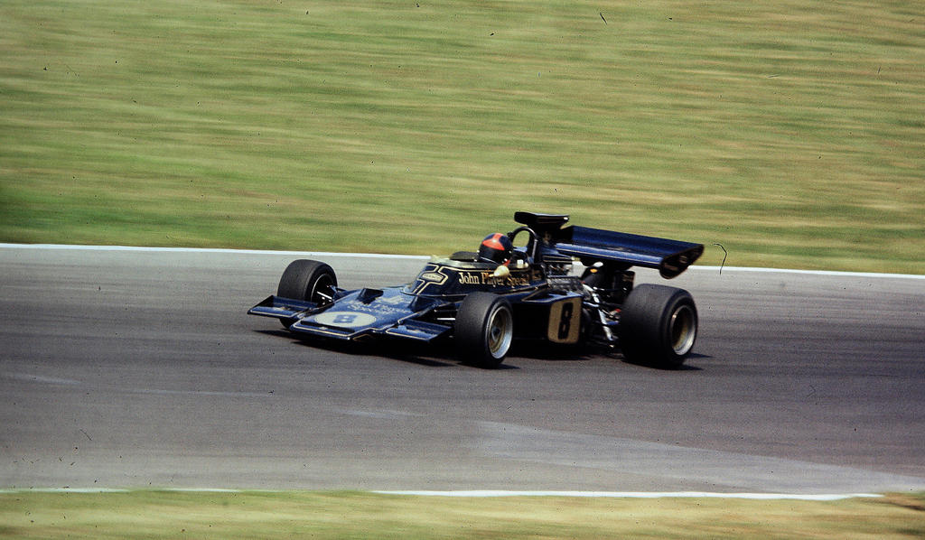 Emerson Fittipaldi (Great Britain 1972) By F1-history On