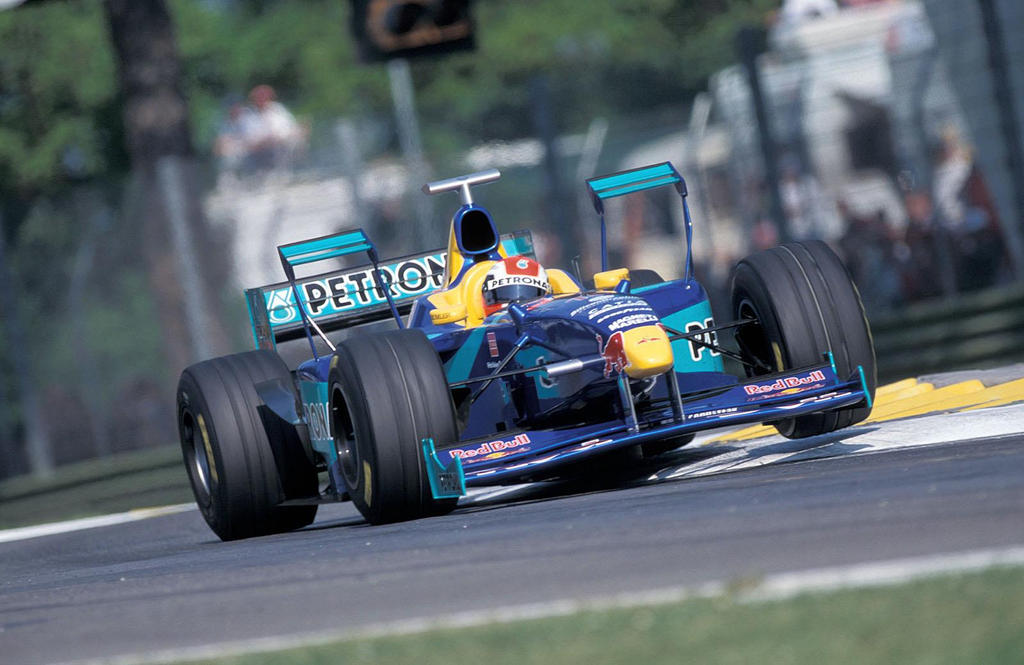 Johnny Herbert San Marino 1998 By F1 History On Deviantart
