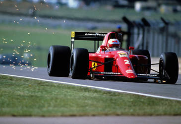 Nigel Mansell (Great Britain 1990) by F1-history