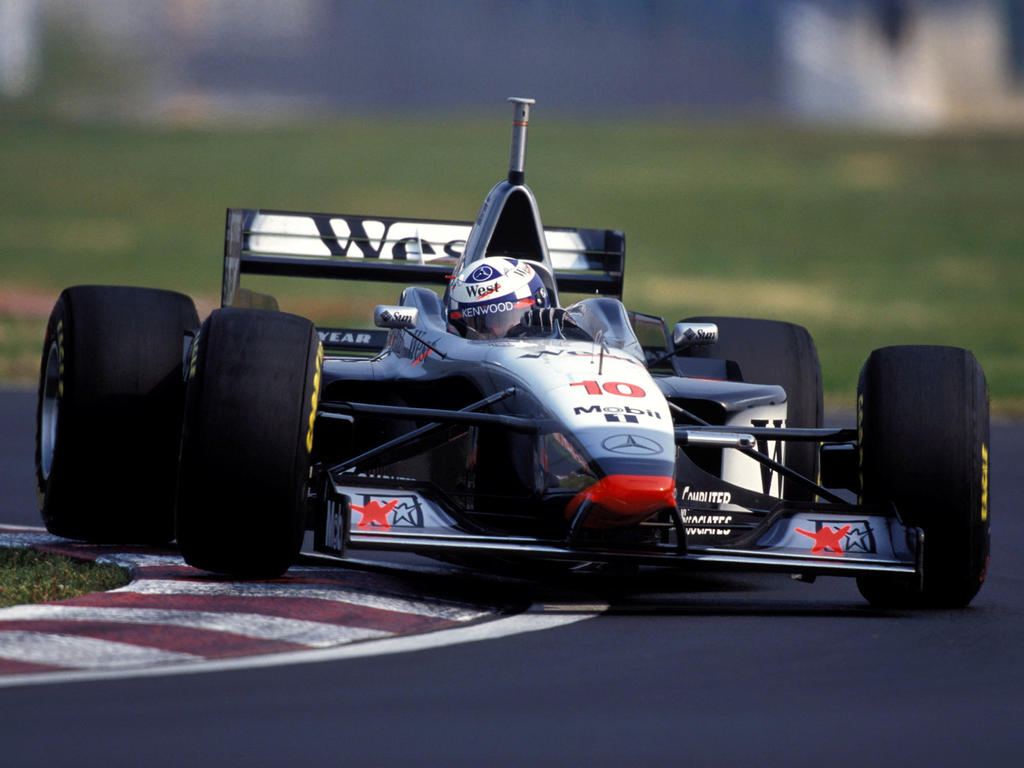 David Coulthard (1997) by F1-history on DeviantArt