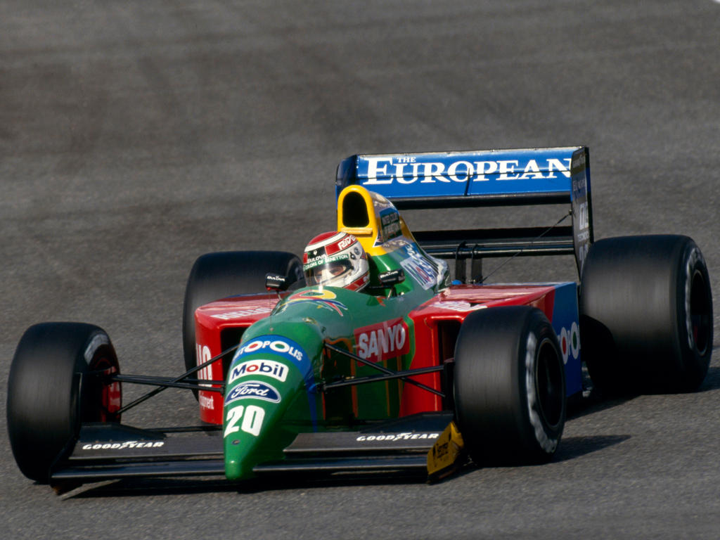 Nelson Piquet 1990 By F1 History On Deviantart