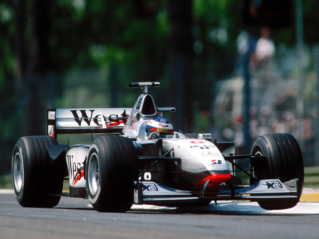 Mika Hakkinen 1998 By F1 History On Deviantart
