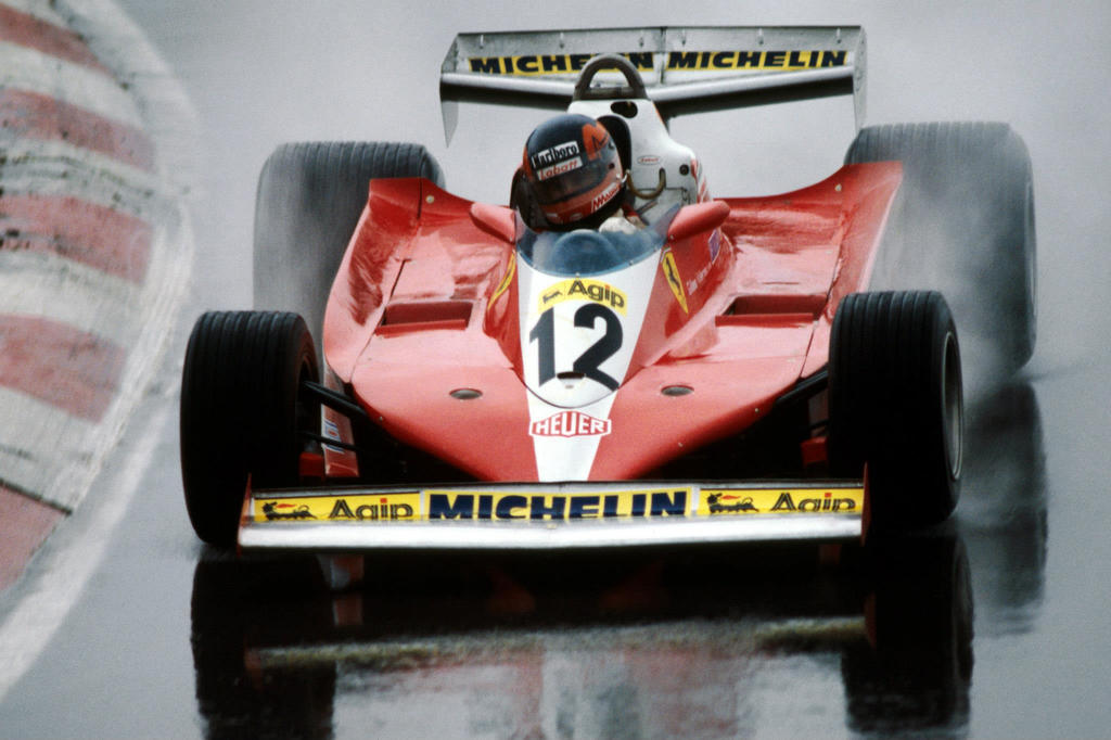 Gilles Villeneuve (Canada 1978) by F1-history