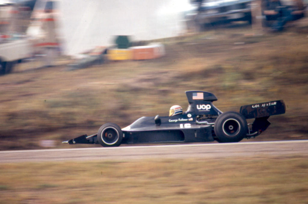 George Follmer (Canada 1973) by F1-history